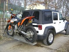 MotoTote Hitch mounte motorcycle carrier...... - Page 3 - JeepForum.com
