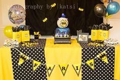 Photography by Katsi - Batman Birthday Party - Dallas Event/Party Photographer