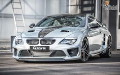 BMW G6M V10 Hurricane -1001 KM von G-Power