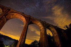 Milkyway magic.📸 @thescreenmachine⛺️ @arnocamps#stargazing #starscape #nightphotography #railroadbridge #camping #nightsky #herbeumont #nofilter Glamping, Railroad Bridge, Night Photography, Stargazing, Night Skies, Magic, Belgium, Go Glamping