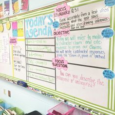 12 Best White Board Organization Images In 2017 Classroom First