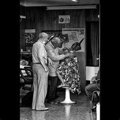 vintage barber shops