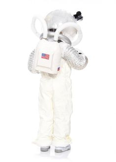 How to Make an Astronaut Costume for a Child. When you ask children what they…