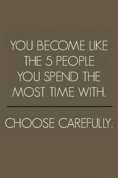 Know far too many people that have definitely not changed for the better recently.