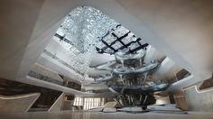 I don't like truth, ...EASTERN design office - dezeen: Zaha Hadid reveals interiorsfor ME...