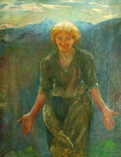 The Southing of the Sun - Annie Swynnerton - Google Search