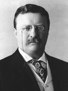 In President William McKinley was assassinated and Theodore Roosevelt became the President of the United States. He entered the White House better Roosevelt Family, Roosevelt Quotes, Theodore Roosevelt, Edith Roosevelt, President Roosevelt, The Spanish American War, American History, William Mckinley, Bull Moose