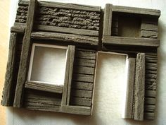 Miniature walls tutorial: Making walls – Part 2, by David Neat.