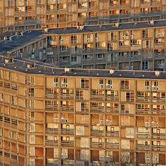I used to live in these flats >> Park Hill Flats, Sheffield by james_rawimages on Flickr. #socialsheffield #sheffield