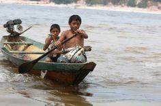 No Blog da Fotografia, 'Amazonas moreno', por Raimundo Valentim.