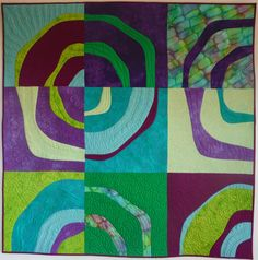 Enchanting Quilts: Over The Limit I by Ami Krenzel
