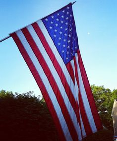 One nation under God. While we are citizens of heaven first, we are also called to be good citizens here. Happy #FlagDay