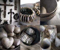 artisan work from urban zen.  Jewelry, furniture, accessories