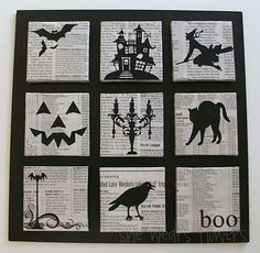 cool Halloween craft halloween