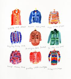 paintin' my wardrobe - Martha Rushworth
