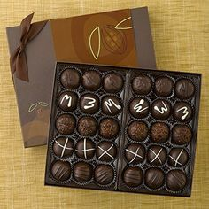 Lake Champlain makes some of the most incredible and Chocolate Gifts, Chocolate Truffles, Chocolate Recipes, Valentine Treats, Valentines Day, Invite Your Friends, Consumer Products, Eco Friendly, Birthdays