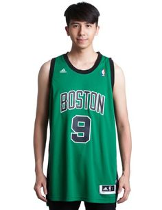2d78342a623 Rajon Rondo adidas Boston Celtics Alternate Green Rev 30 Swingman Jersey  Men s L
