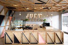 Biasol: Design Studio   Jury Cafe Coburg