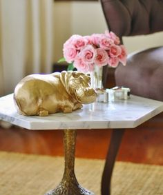 Como decorar sua mesinha de centro - How to decorate your coffe table - Gosto Disto!