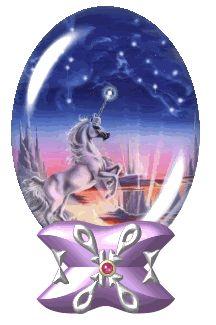 Animated Gif by Gordana-sbg Unicorn Fantasy, Unicorn Horse, Unicorn Art, Magical Unicorn, Fantasy Art, Unicorn Snow Globe, Unicorn And Glitter, Glitter Gif, Cute Fantasy Creatures