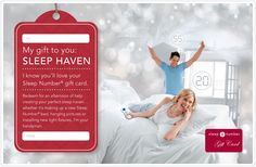 For years, I slept on a small bed, years after my college years. I finally upgraded to queen bed recently so I need to finally create the #SleepNumber Sleep Haven that I deserve. If I win this #contest, that is my gift to myself!