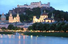 salsburg Austria  I have often said that I could retire in Salsburg. Too bad it isn't in the USA. I love that city!