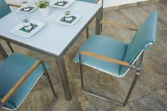 Sydney White, Outdoor Furniture Sets, Outdoor Decor, Accent Chairs, Home Decor, Modern, Upholstered Chairs, Decoration Home, Room Decor