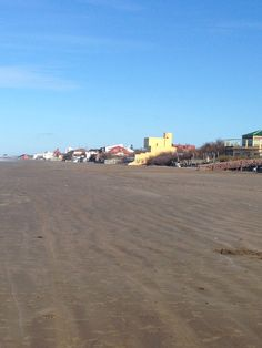 Playa Mar del Tuyu PBA Invierno 2015