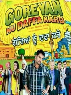 This comical movie is a Punjabi Example of West-East Conciliation. The movie is about a Punjabi boy, Roop, who hails from a family which sees Englishmen with vengeance. Roop falls in love with a Caucasian girl and wants to marry her.