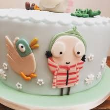 Image result for sarah and duck cakes Sarah Duck, 3rd Birthday, Birthday Parties, Duck Cake, Peppa Pig, Christening, Party Planning, Cakes, Ducks