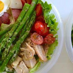 Chicken Niçoise Salad Recipe