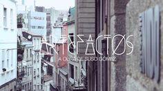 ARTEFACTOS, a obra de Suso Gómez by arquétipos!. Vídeo resumen de ARTEFACTOS,  la obra del escultor Suso Gómez con motivo de la presentación de su página web en Espacio Nido.