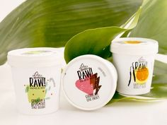 B&G Food Factory maakt Lily's Hanna's Raw ijs Sans Lactose, Sans Gluten, Ice Cream Packaging, Food Packaging Design, Healthy Sweets, Healthy Food, Smoothie Bowl, Sugar Free, Creme