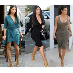 Kim kardashian 2014 street style #shoes #fashion