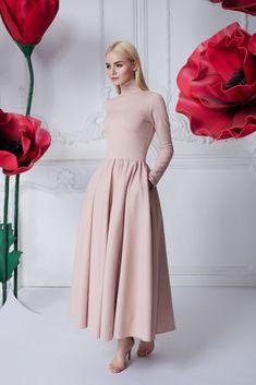 Платье «Джина» беж — 23 990 рублей