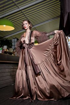 Nice Everyone knows that you simply& a beautiful being, ethereal in each method, too godly for this world. However in case you really feel like rem. Silk Satin Dress, Satin Dresses, Eid Dresses, Evening Dresses, Beautiful Lingerie, Beautiful Dresses, Blouse Dress, Dress Skirt, Lingerie Design