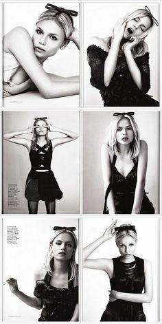 Natasha Poly, Vogue Russia