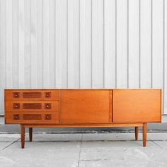 A.H. McIntosh Credenza, $1,699, now featured on Fab.