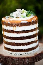 how to make a naked cake - Google Search