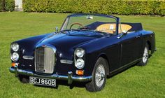 Alvis 1964 TE21, a lovely example of a rare coach built car - I used to own saloon BUK343B - Is it still extant ?