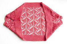 Cómo Tejer un encogimiento de hombros de encaje - Tuts + Crafts & DIY Tutorial