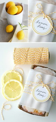 FOOD GIFT WRAPPING - This kinda packaging