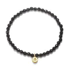 Onyx Ohm Bracelet