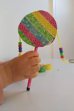 DIY Hand Drum Craft for Kids, DIY and Crafts, Your DIY hand drum will make for fun musical play. Drums For Kids, Music For Kids, Crafts To Sell, Diy And Crafts, Crafts For Kids, Music Crafts Kids, Rock Crafts, Easy Crafts, Easy Diy
