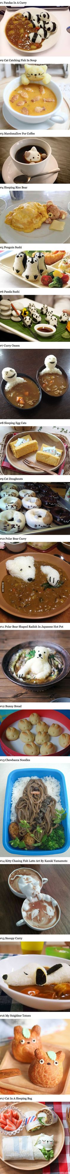 Imagine That You Get Into A Restaurant, You Sit Down And They Serve You THIS...