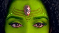 Matangi... Indian Goddess Kali, Kali Hindu, Pooja Sharma, Happy Navratri, Mother Goddess, Shiva Shakti, Spiritual Life, Durga, New Art