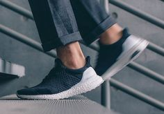 """If there was ever any doubt that the adidas Ultra Boost was the sneaker of the year, Hypebeast is sealing the deal this month with their take on the innovative and stylish running model. Their """"Uncaged"""" Ultra Boost is just … Continue reading →"""