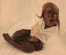 Momia de cerro Chuscha - Wikipedia, la enciclopedia libre