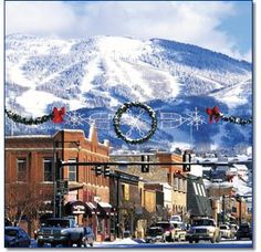Steamboat Springs, Colorado! We've skiid Breckenridge, Crested Butte, Vail, Aspen, Telluride, Angel Fire, Deer Valley, etc. but never Steamboat!