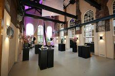 Nieuwe eventlocatie: Voormalige kruitfabriek in Muiden, geopend per 16 mei 2013